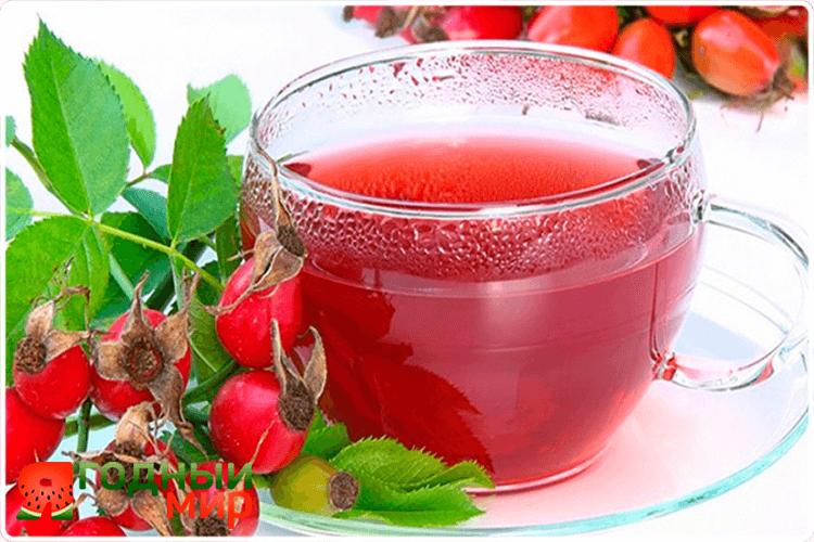 боярышник чай